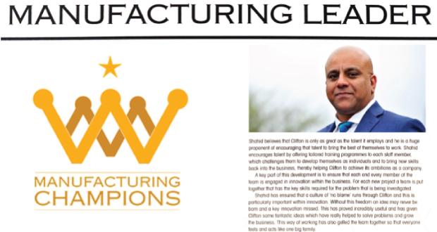 Manufacturing Leader
