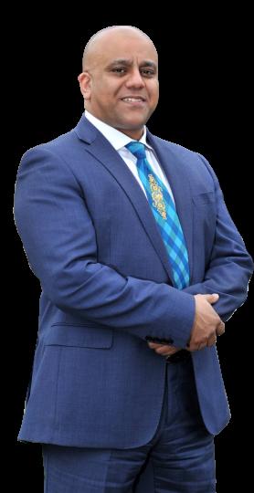 Shahid Sheikh OBE