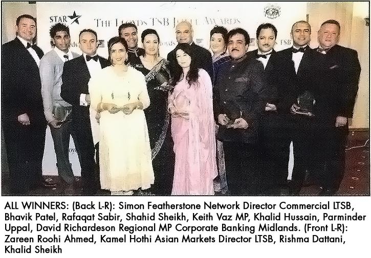 Asian talent crowned at Birmingham - Shahid Sheikh OBEShahid Sheikh OBE