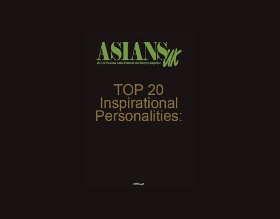Asians UK Top 20 Inspirational Personalities