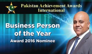 Business Person of the Year 2016