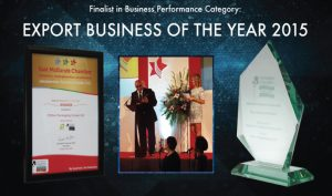 Export Business Of The Year 2015