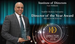 IOD - 2016 Director of the Year Awards