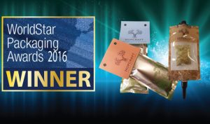 WorldStar Packaging Awards 2016 Winner