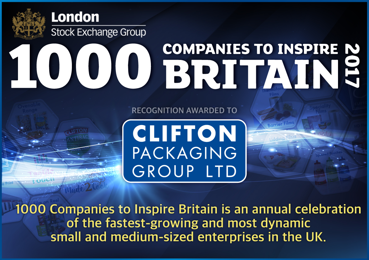 1000 Britain Best Company London Exchange 2017