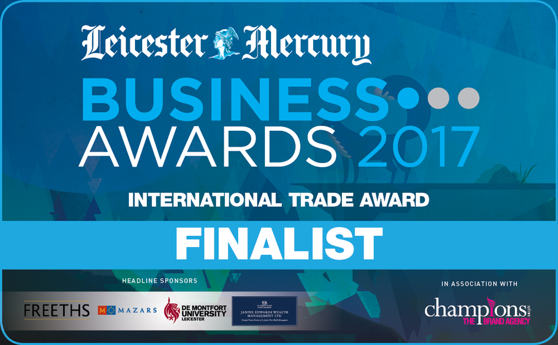 Business Awards 2017 International Trade