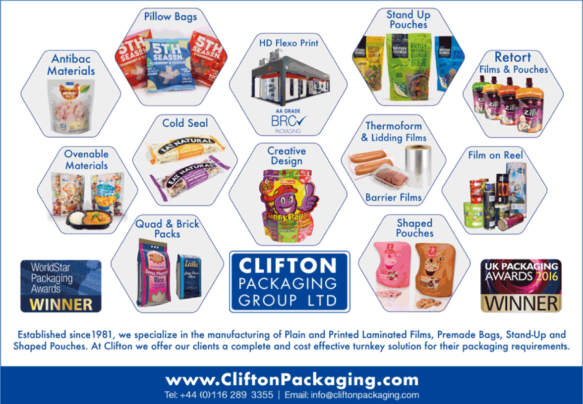 The Grocer, Clifton Packaging Group LTD.