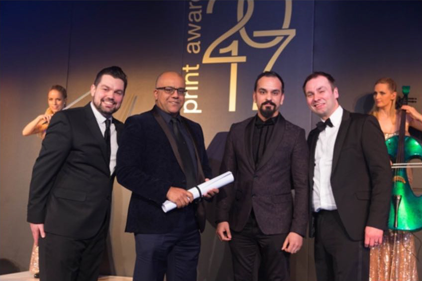 Clifton Packaging awarded for its high quality Flexo Print, EFIA Awards 2017 Winners, Clifton Packaging Group LTD.