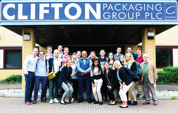 Packaging News, Shahid Sheikh OBE, Clifton Packaging Group LTD.
