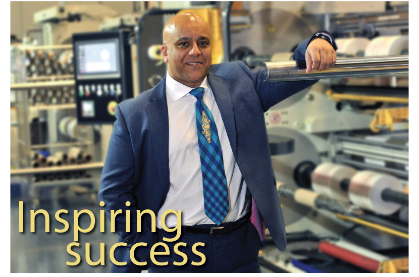 Manufacturing Today, Best Practice for Industry Leaders, Clifton Packaging Group, MD, Shahid Sheikh OBE